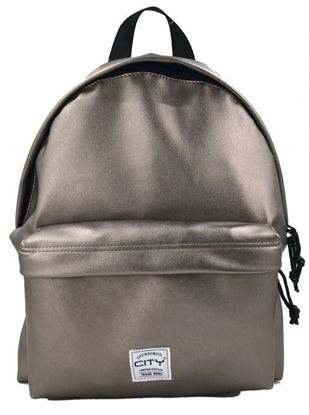 Picture of METALLIC_BRONZE4EVER_BACKPACK