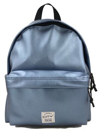 Picture of METALLIC_BLUE4EVER_BACKPACK
