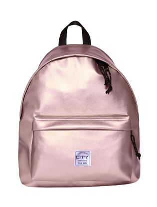 Picture of METALLIC_PINK4EVER_SMALL BACKPACK