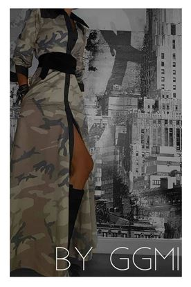Picture of Camo Tunic by Gimagination
