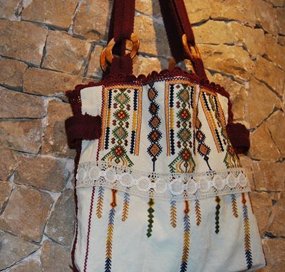 Picture of Cretan traditional bag